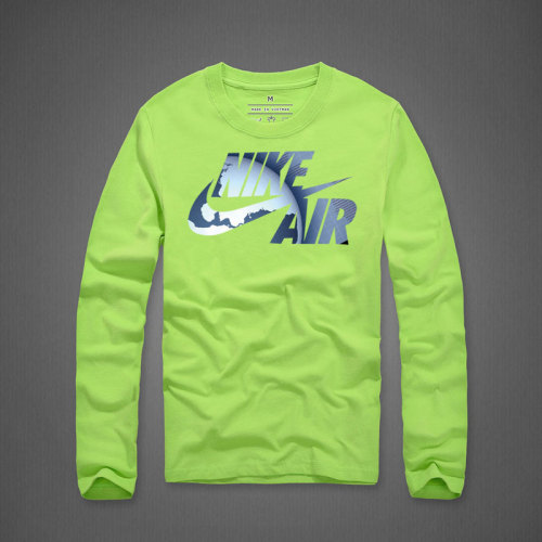 Men's Sports Long Sleeve Tee NK51