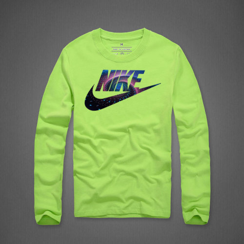 Men's Sports Long Sleeve Tee NK47