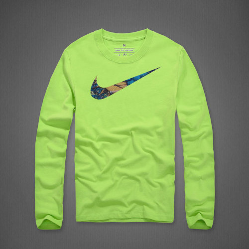 Men's Sports Long Sleeve Tee NK60