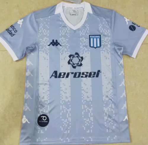 Thai Version Racing Club 20/21 Third Soccer Jersey