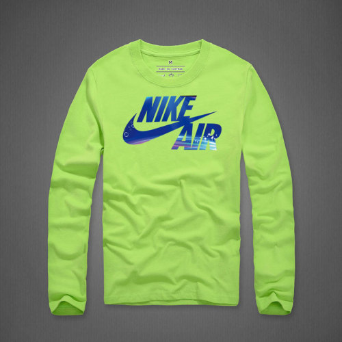 Men's Sports Long Sleeve Tee NK57