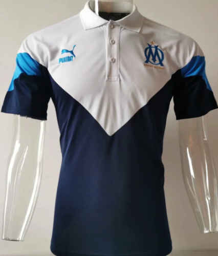 Olympique Marseille 20/21 Training Polo