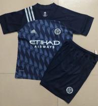 New York City 20/21 Away Soccer Jersey and Short Kit