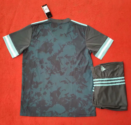 Argentina 2020 Away Soccer Jersey and Short Kit