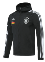 Germany 2020 Windbreaker - Black