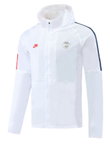 Paris Saint-Germain 20/21 Windbreaker - White