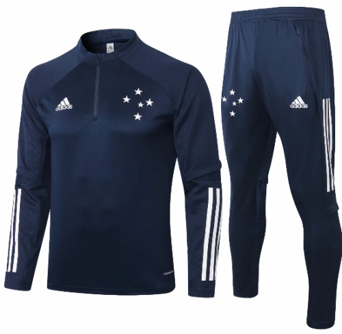 Cruzeiro 20/21 Soccer Training Top and Pants - B379
