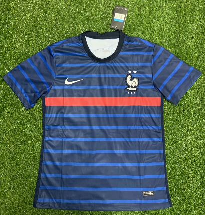 Thai Version France 2020 Home Soccer Jersey
