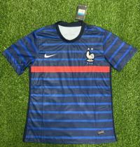 Thai Version France 2020 Home Soccer Jersey