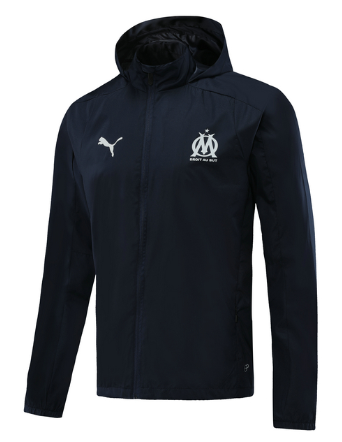 Olympique Marseille 20/21 Windbreaker