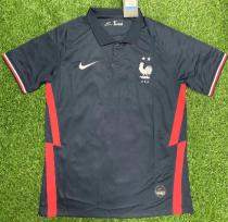 Thai Version France 2020 Training Soccer Jersey - 002