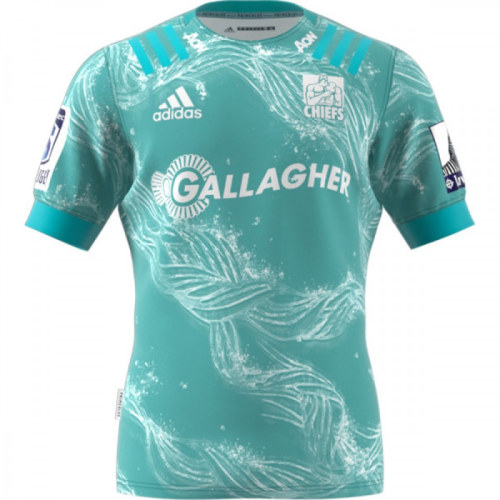 Chiefs 2020 Primeblue Super Rugby Away Jersey