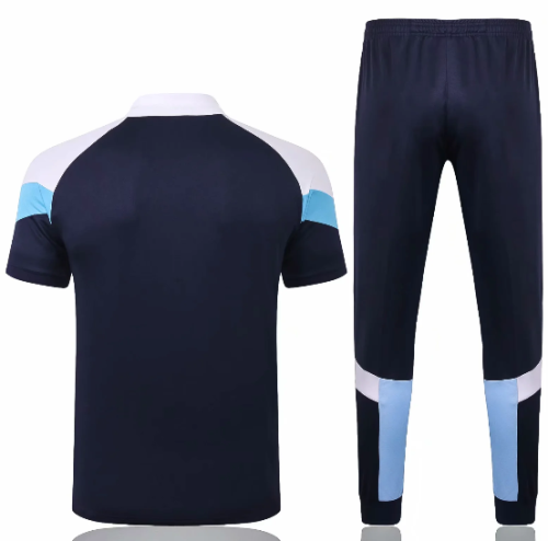 Olympique Marseille 20/21 Training Polo and Pants - C444