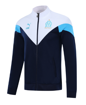 Olympique Marseille 20/21 Training Jacket - 001