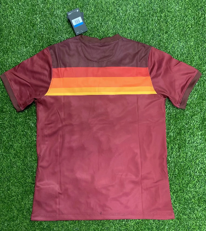Thai Version AS Roma 20/21 Home Soccer Jersey