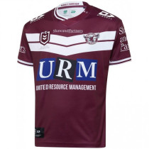 Manly Warringah Sea Eagles 2020 Men's Home Rugby Jersey