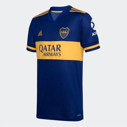 Thai Version Boca Juniors 20/21 Home Soccer Jersey
