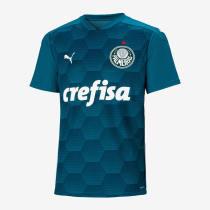 Thai Version Palmeiras 20/21 Training Jersey - Blue