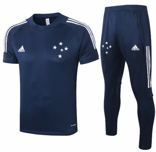 Cruzeiro 20/21 TRAINING JERSEY AND PANTS - C463