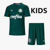 Palmeiras 20/21 Kids Home Soccer Jersey and Short Kit
