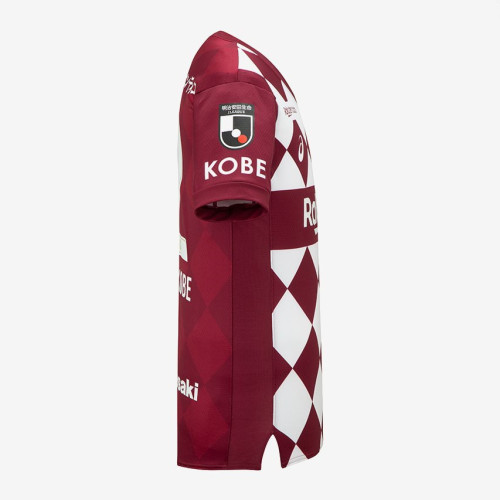 Thai Version Vissel Kobe 20/21 Home Soccer Jersey