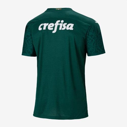 Thai Version Palmeiras 20/21 Home Soccer Jersey