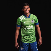 Seattle 20/21 Home Soccer Jersey and Short Kit