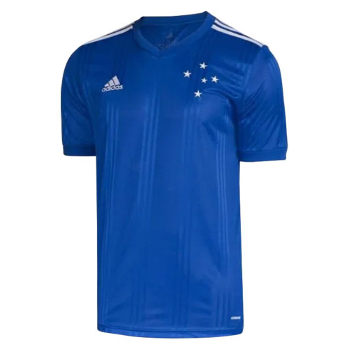 Thai Version Cruzeiro 20/21 Home Soccer Jersey