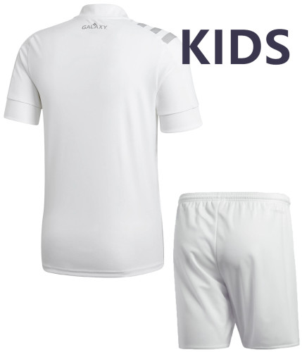 Los Angeles Galaxy 20/21 Kids Home Soccer Jersey and Short Kit