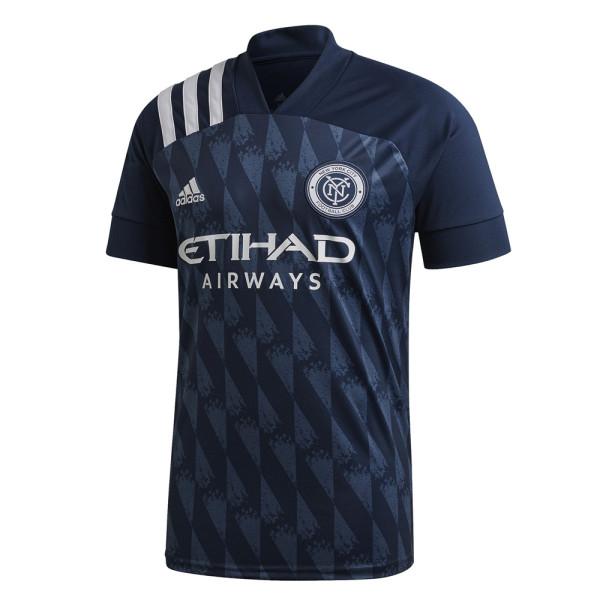Thai Version New York City FC 20/21 Away Soccer Jersey