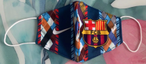 Barcelona Face Mask - 001