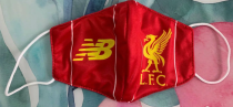 Liverpool Face Mask - Red
