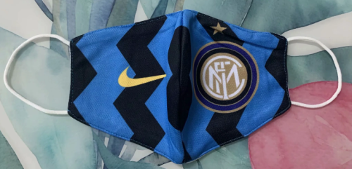 Inter Milan Face Mask