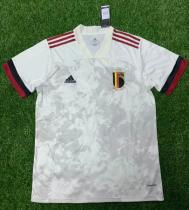 Thai Version Belgium 2020 Away Soccer Jersey