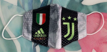 Juventus Face Mask - 001