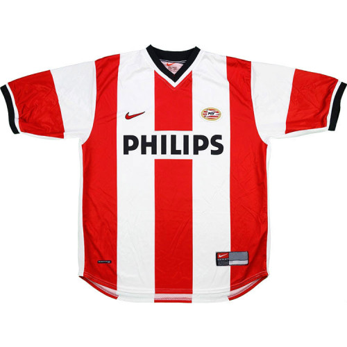 PSV 1998-00 Home Retro Soccer Jersey