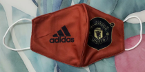 Manchester United Face Mask - 001
