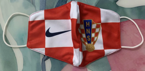 Croatia Face Mask