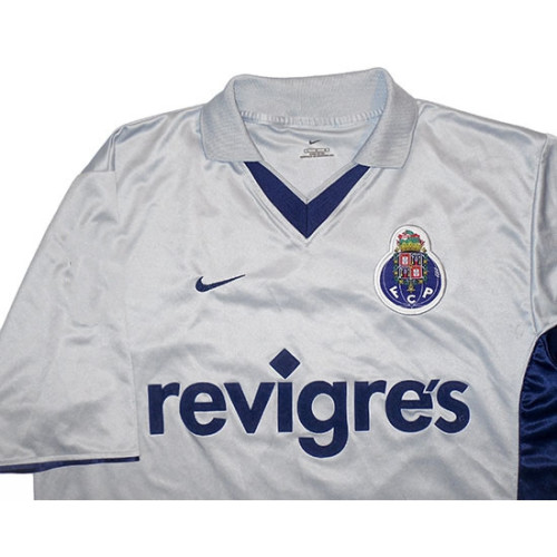 Porto 2001-02 Away Retro Soccer Jersey