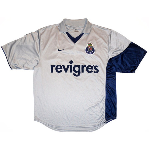 Porto 2001-02 Joca Away Retro Jersey