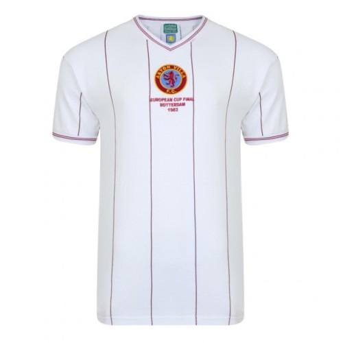Aston Villa 1982 UCL Away Retro Soccer Jersey