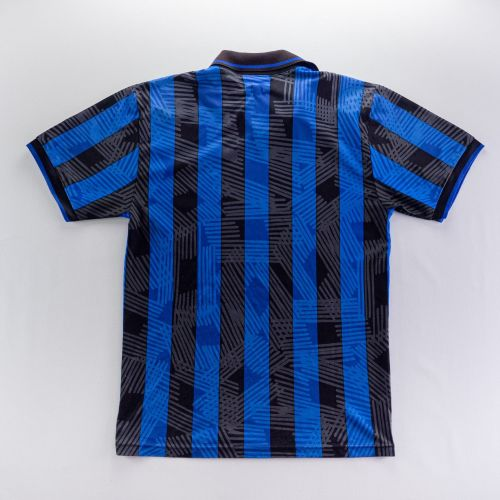 Atalanta 1991-92 Home Retro Soccer Jersey