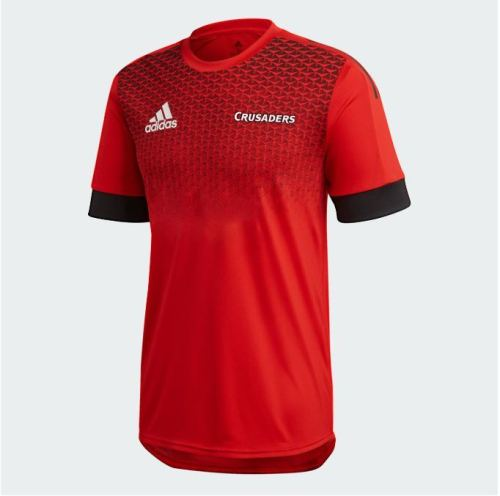 Crusaders 2020 Rugby Performance Jersey