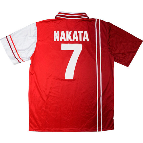 Perugia 1998-99 Nakata Home Retro Jersey