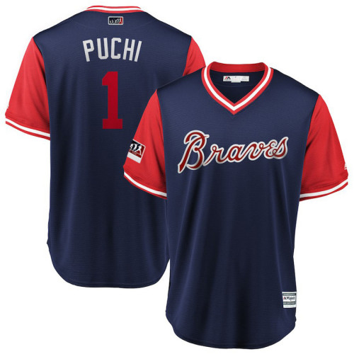 Men's Baseball Club Team 2019 Players' Weekend Authentic Player Jersey