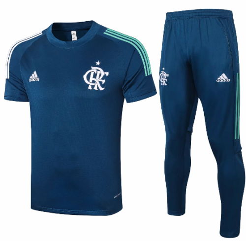 Flamengo 20/21 TRAINING JERSEY AND PANTS - C468