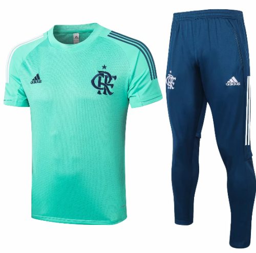 Flamengo 20/21 TRAINING JERSEY AND PANTS - C466