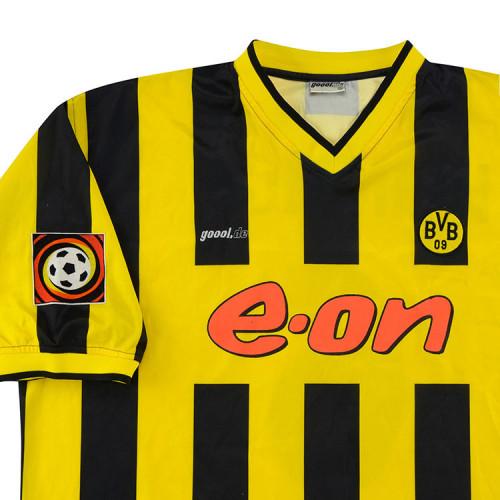 Borussia Dortmund 2000-02 Home Retro Jersey