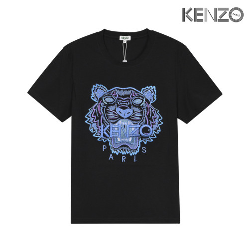 2020 Summer Fashion T-shirt black C906