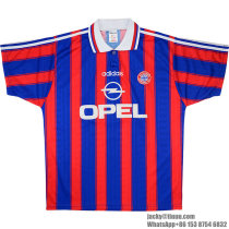 Bayern Munich 1995-97 Home Retro Jersey